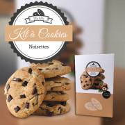Kit à cookies noisettes